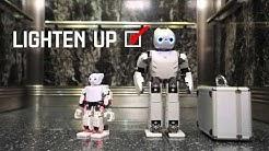 Robot Revolution: Summer Travel Wish List
