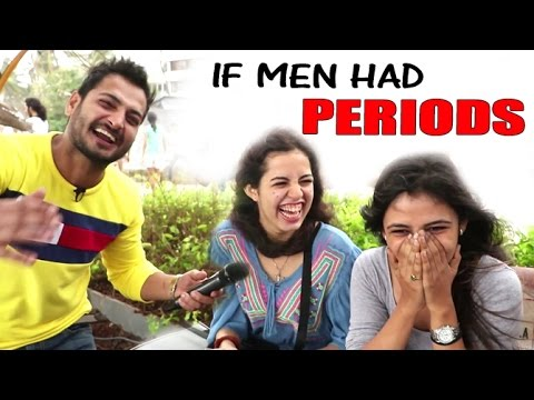 What if MEN had PERIODS? Shocking Answers | Baap Of Bakchod