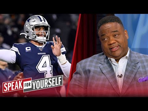 Cowboys realize having Dak as their Ace is not a winning hand  Whitlock | NFL | SPEAK FOR YOURSELF