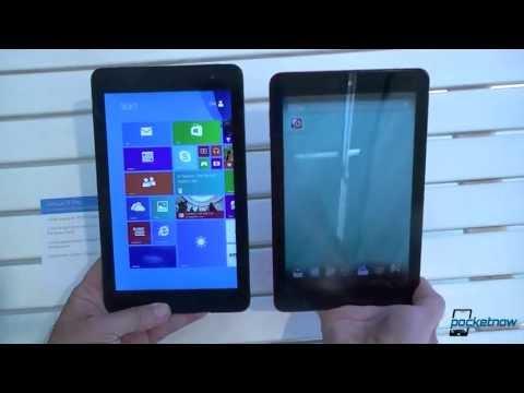 Dell Venue 8 vs Dell Venue 8 Pro