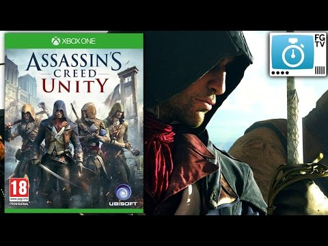 2 Minute Guide: Assassin's Creed Unity (PEGI 18+)