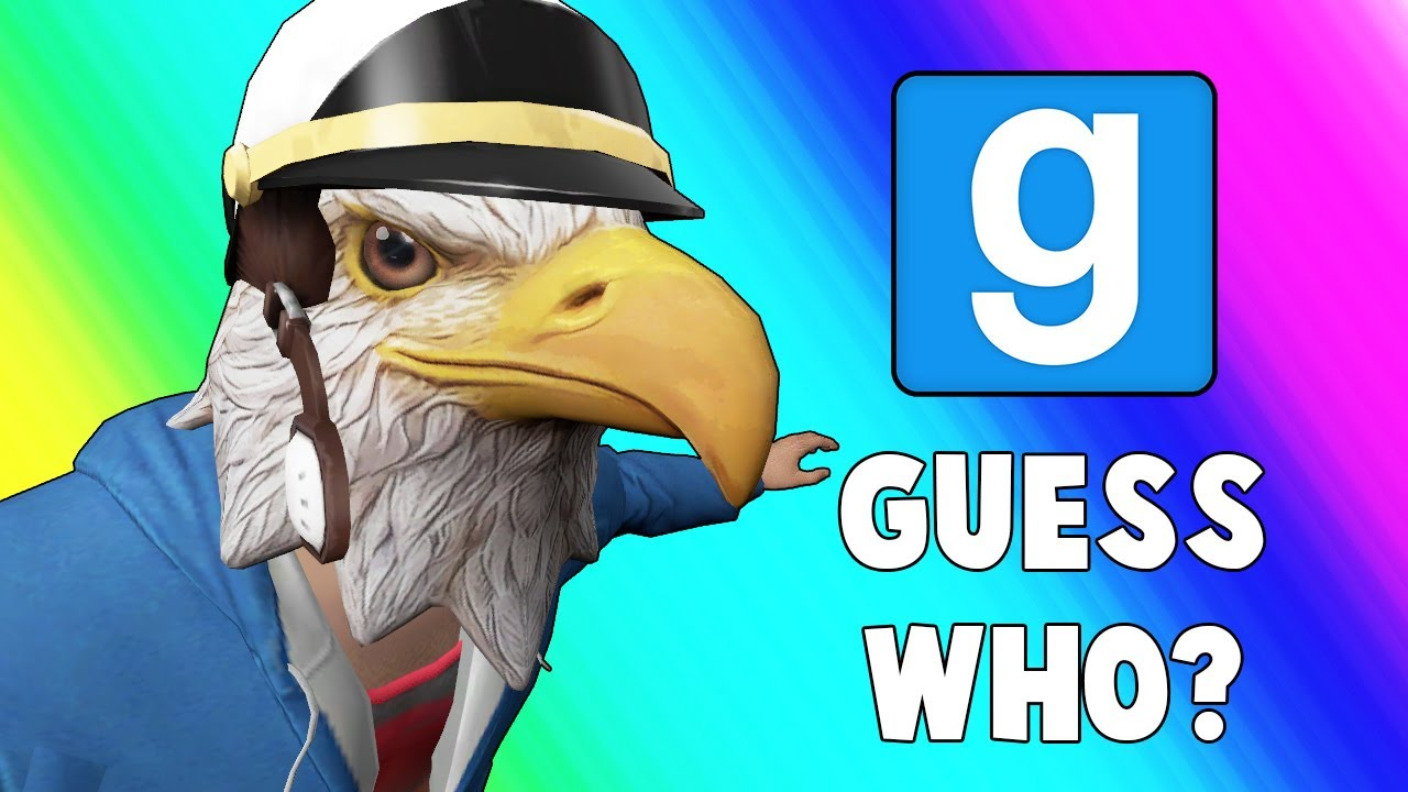 Gmod Guess Who Funny Moments - LEGIQN's First Guess Who! (Garry's Mod)
