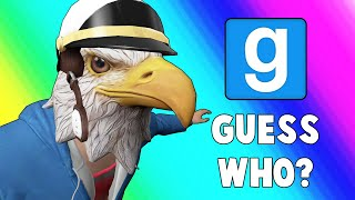 Gmod Guess Who Funny Moments - LEGIQN's First Guess Who! ...