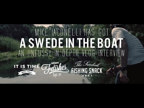 A Swede in the boat - Mike Iaconelli - Robbo #40