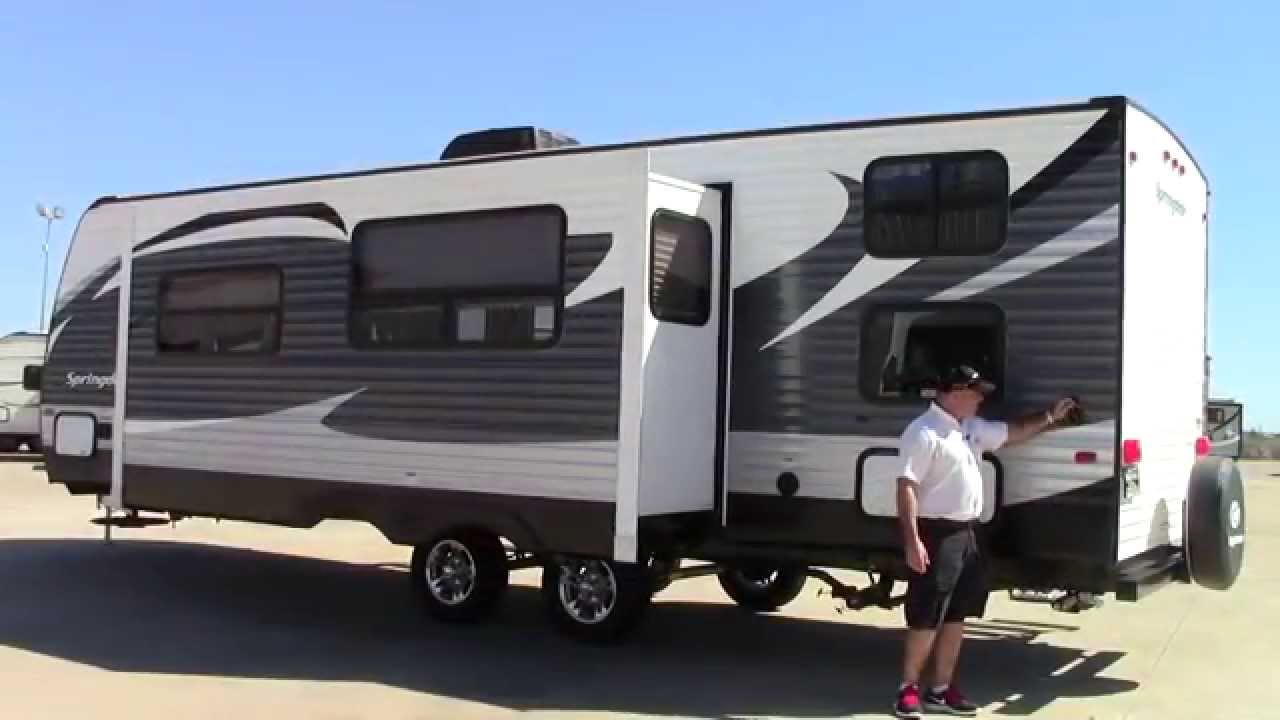 Travel Trailers Dallas