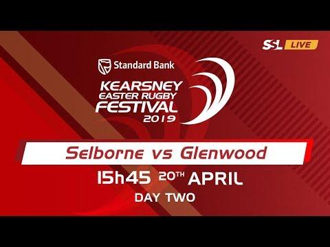 Selborne College  vs Glenwood High - Kearsney Easter Rugby Fest 2019