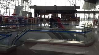 リエンケオン国際空港 セキュリティチェック前Sân bay quốc tế Liên Khương