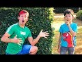 Jason Play Tag with Family | Funny Kids Game