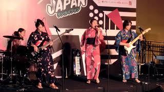 NANA - Rose (土屋アンナ cover) (Lan Kwai Fong Japan Carnival 2018, Hong Kong, 2018-11-10)