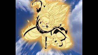Goku vs Naruto 2020