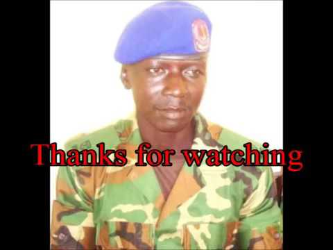 Yahya Jammeh EXPOSED by 1 of his 49 Promoted Soldiers