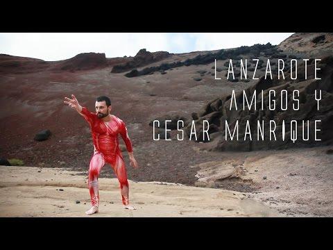 LANZAROTE, amigos y César Manrique