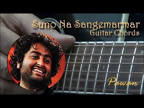 Suno Na Sangemarmar - Youngistaan - Guitar Chords Lesson
