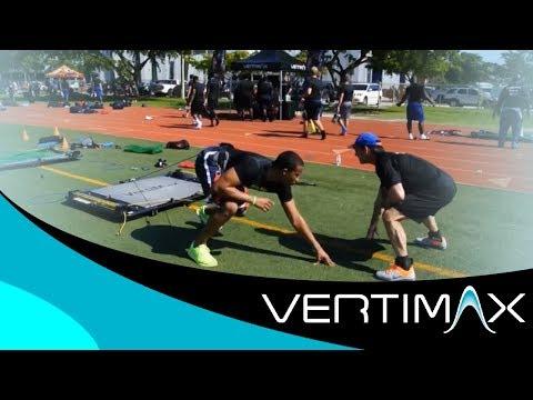 VertiMax At The Nike SPARQ Combine Orlando / Miami 2014