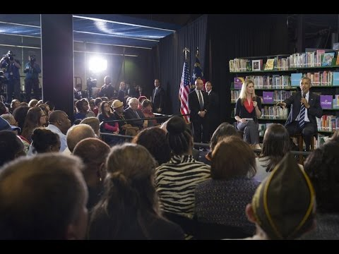 President Obama's Town Hall on Working Families