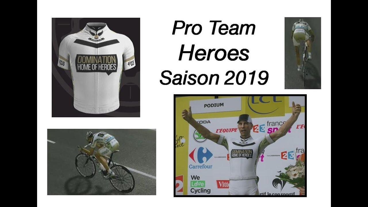 Pro Team - Heroes - 2019 - Critérium International