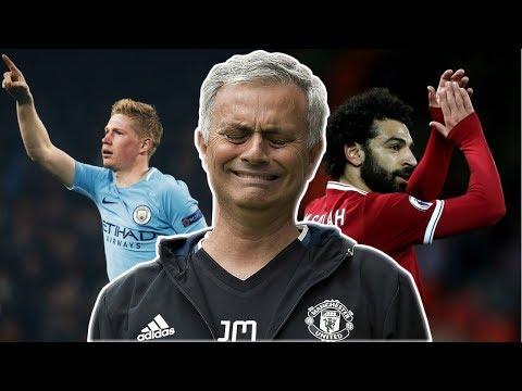I Want You Back | Mourinho, De Bruyne & Salah song [Jim Daly]