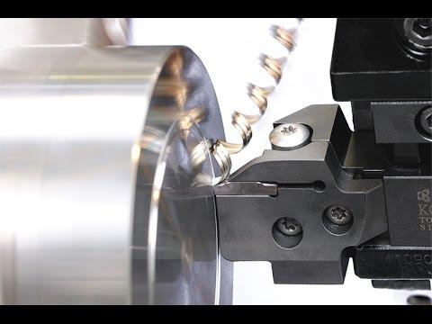 Kyocera GFVSL16702C Indexable Face Grooving Toolholder