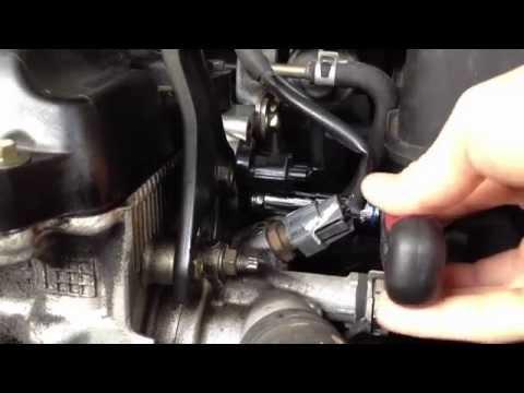 Замена датчика положения распредвала Nissan Altima Р0335, Р0340, Р1336 или Р0725.