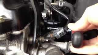 Замена датчика положения распредвала - Nissan Altima - Р0335, Р0340, Р1336 или Р0725.