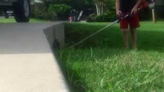 June 22 2015 Lawn Mowing Video