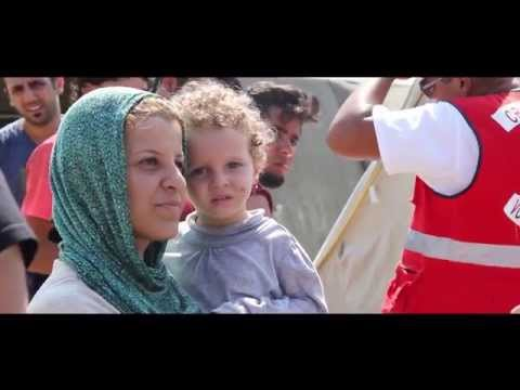 Red Cross of Serbia is supporting immediate humanitarian needs of migrants