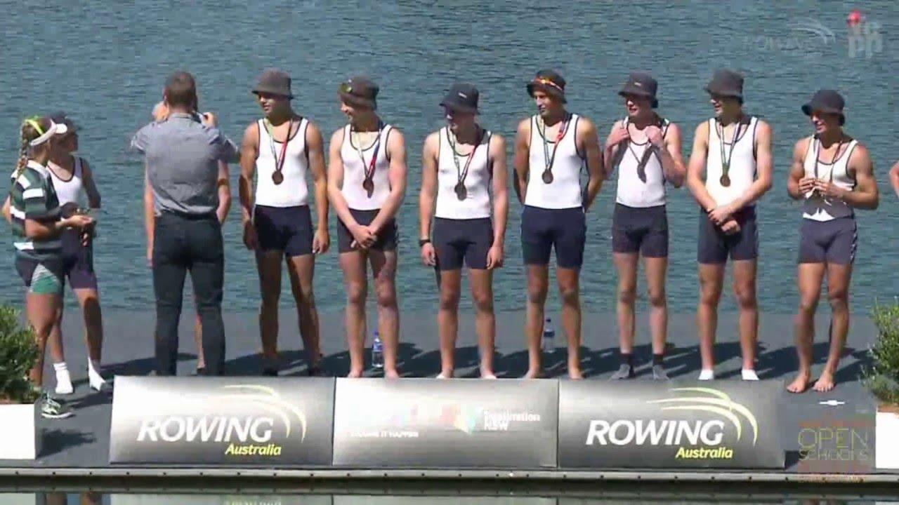 2016 SIRR - Schoolboys Under 17 Eight Final