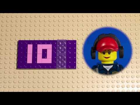 Lego figures explain: What is a blockchain?
