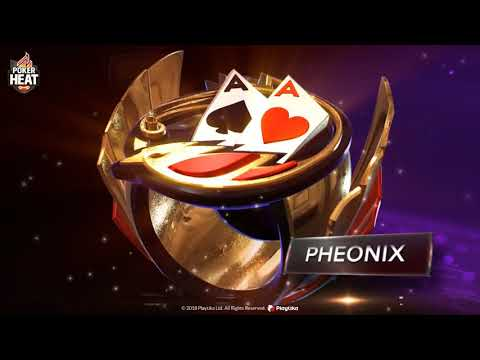 Poker Heat - Free VIP Texas Holdem Poker Game