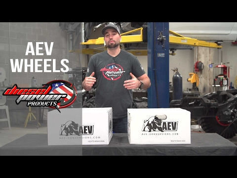 The Difference: AEV Wheels