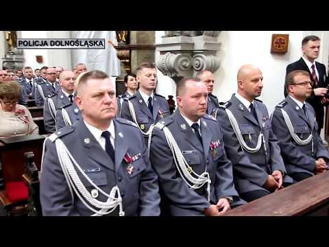 Dolnośląskie obchody Święta Policji 2017