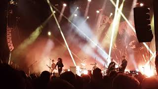 At the Drive In, Live, Wiesbaden Schlachthof, Germany, 25.02.2018, Part 1
