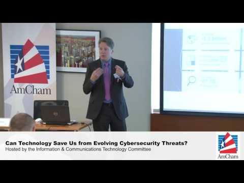 Can Technology Save Us from Evolving Cybersecurity Threats? Jul 18
