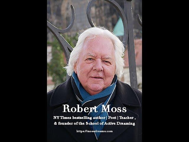 Robert Moss's 10 Best Spiritual Books - Sandie Sedgbeer's No BS Spiritual Book Club