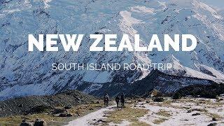 New Zealand South Island - Winter 2017