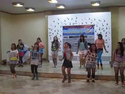 BDO and Admin Flashback 80's Christmas Presentation 2014 - YouTube