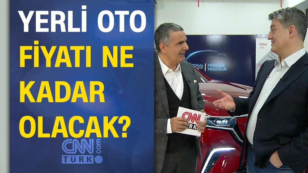 Yerli otomobil fiyatı ne kadar? Gürcan Karakaş'tan son ...