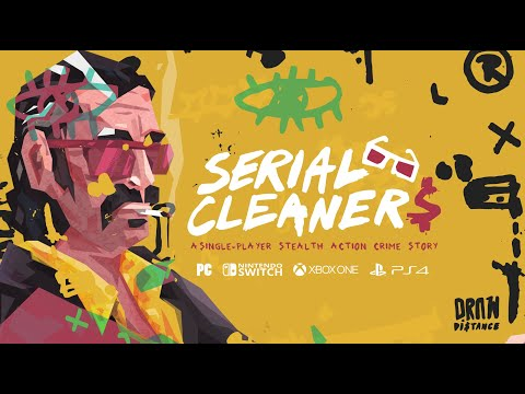 Serial Cleaners Reveal Teaser