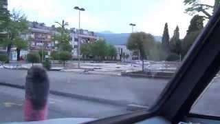 Danilovgrad Manastir Ostrog Rijeka Zeta Bogetici Montenegro 2442014(Der Weg ist das Ziel... komm fahr mit in meinem Goggomobil =G= Sightseeing in Krisenregionen, Armenviertel, Bürgerkriegsgebieten. Along radioactive ..., 2014-06-20T15:57:49.000Z)