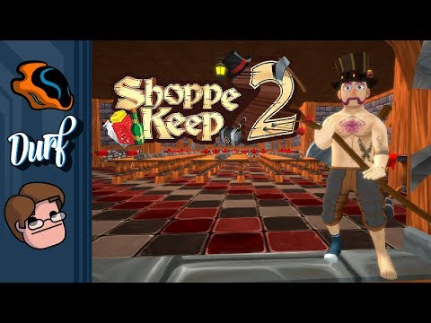Let's Try Shoppe Keep 2 [Coop] - I Want Off This Wild Ride