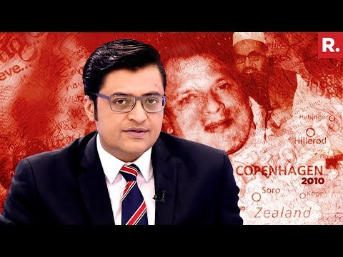 Pakistan Army Plotted  Europe Terror Attack | The Debate With Arnab Goswami