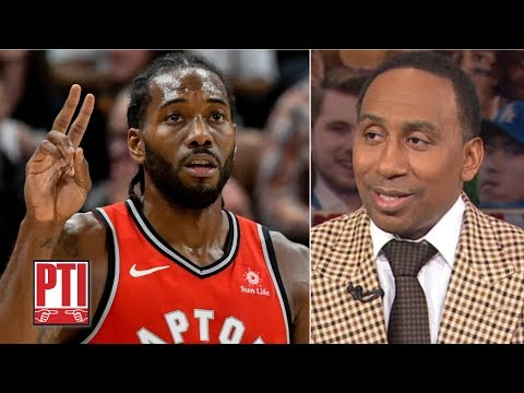Kawhi's contract 'puts the Clippers under the gun - Stephen A. | Pardon the Interruption