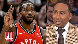 Kawhi's contract puts the Clippers under pressure - Stephen A. | Pardon the Interruption