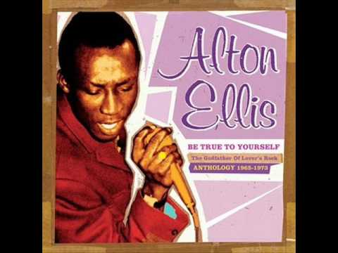 Alton Ellis     Black Man's World  1965 73