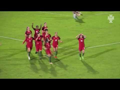 SNAA Fem: Portugal 1-0 Irlanda