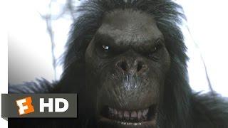 Bigfoot (2012) - Sasquatch the Sheriff Slayer Scene (8/10) | Movieclips
