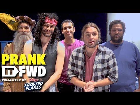 EPIC MUSIC VIDEO PRANK! | Prank It FWD