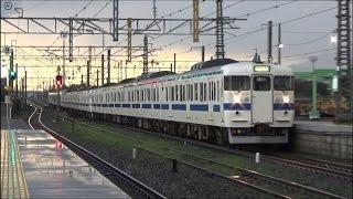 まるで昔の常磐線? 九州最長 12連たちの高速通過!