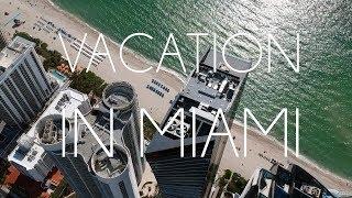 Отдых в Майами. Клип/ Vacation in Miami