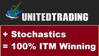 United Trading Network +Stochastics Indicator=100% Winnings